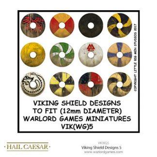 Viking Shield Designs 5 (large round) 1