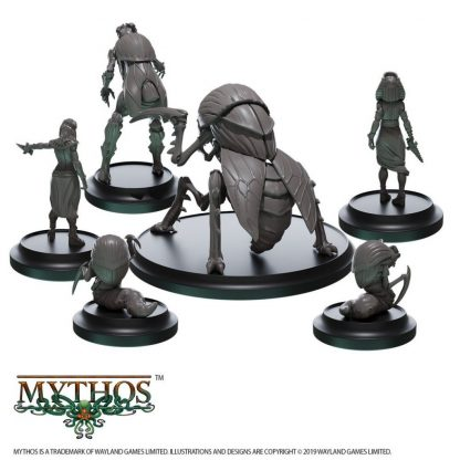 Mythos: Early Release Bundle 3