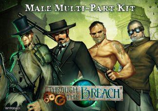 Through the Breach: RPG Male 1