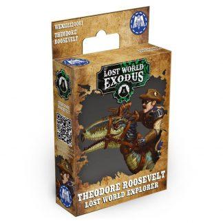 WWX: Theodore Roosevelt - Lost World Explorer 1