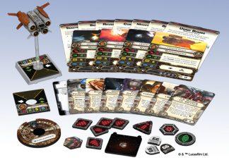 Star Wars X-Wing: Quadjumper 1