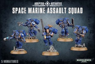 Space Marine Assault Squad 1