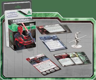 Maul Villain Pack 1