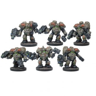 Forge Father Hammerfist Drop Team 1
