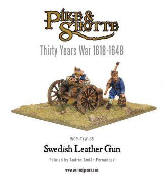 Swedish Leather Gun & Crew 1