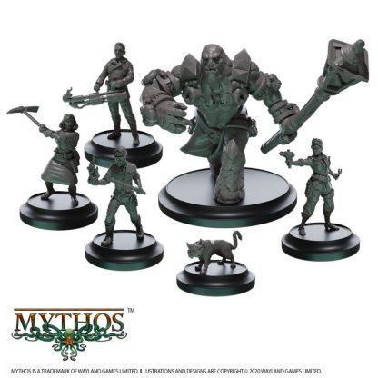 Mythos: The Priory Faction Starter Set 2