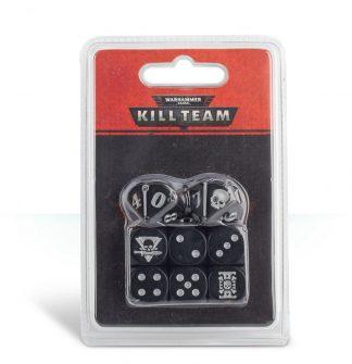 Kill Team: Deathwatch Dice 1