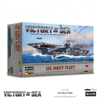 Victory at Sea: US Navy Fleet 1
