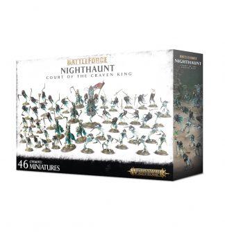 Battleforce: Nighthaunt Court of the Craven King 1