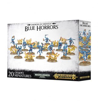 Blue Horrors & Brimstone Horrors 1