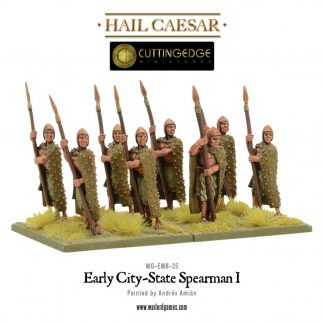 Early City-State Spearmen I 1