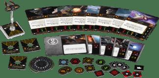 Star Wars X-Wing: M3-A Interceptor 1