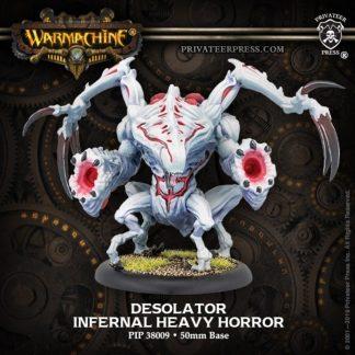 Infernal Heavy Horror Desolator 1