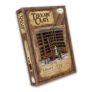 Terrain Crate: Library 1