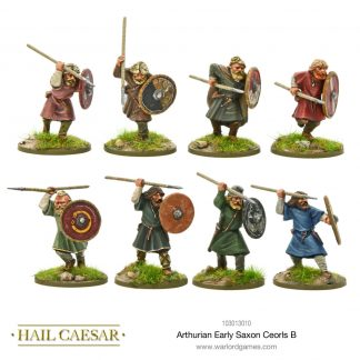 Arthurian Early Saxon Ceorls B 1