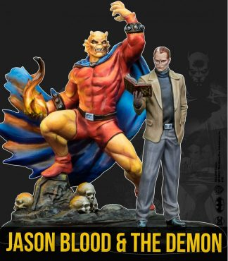 Jason Blood & Demon (multiverse) 1