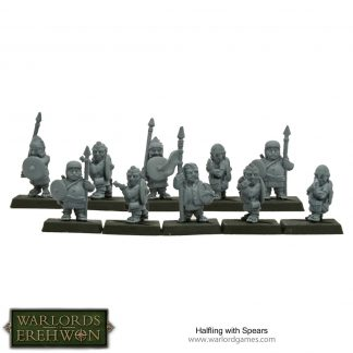 Halflings with Spears 1