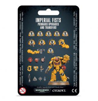 Imperial Fists Primaris Upgrades & Transfers 1