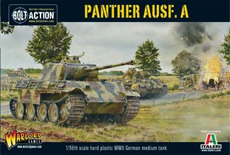 Panther Ausf A (plastic) 1
