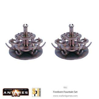 Freeborn Fountain Set 1