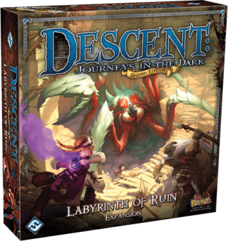 Descent: Labyrinth of Ruin 1