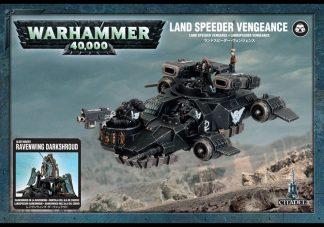 Dark Angels Land Speeder Vengeance 1