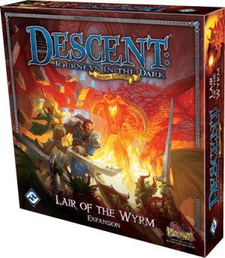 Descent: Lair of the Wyrm 1