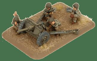 37mm Anti-tank Gun Platoon 1