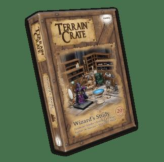 Terrain Crate: Wizard's Study 1