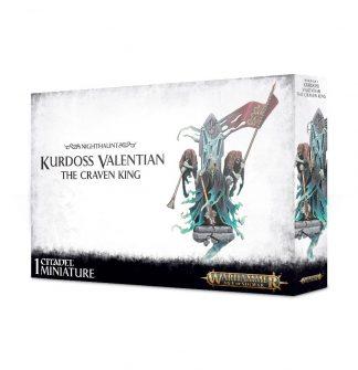 Kurdoss Valentian The Craven King 1