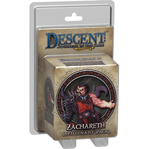 Descent 2nd Ed: Zachareth 1