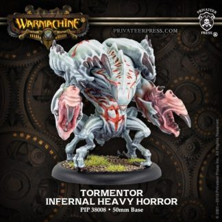 Infernal Heavy Horror Tormentor 1