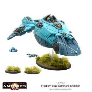 Freeborn Solar Command Skimmer 1