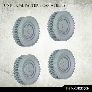 Universal Pattern Car Wheels 1