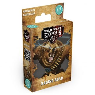 WWX: Legendary Raging Bear 1