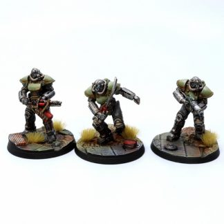 Fallout: Wasteland Warfare Unaligned T51 Power Armour 1