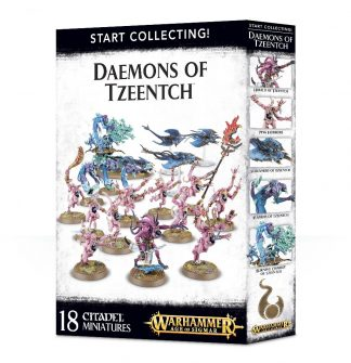 Start Collecting! Daemons of Tzeentch 1