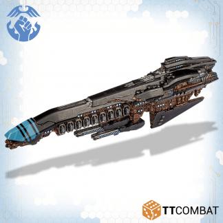 Resistance Phalanx Battlecruiser 1