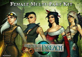Through the Breach: RPG Female 1