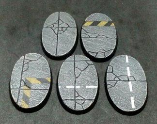 Concrete: 60x35mm oval / Bike Base (5) 1