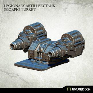 Legionary Artillery Tank: Scorpio Turret 1