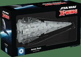 Star Wars X-Wing: Imperial Raider 1