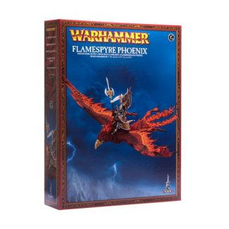 Aelf Flamespyre Phoenix 1