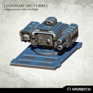 Legionary APC turret: Magma Cannon with Searchlight (1) 1