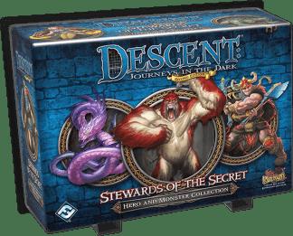 Descent 2nd Ed: Stewards of the Secret 1