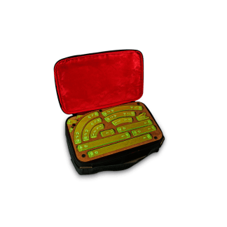 Space Fighter Manouver Tray - Green 1