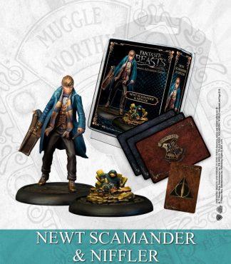 Harry Potter: Newt Scamander & Niffler 1