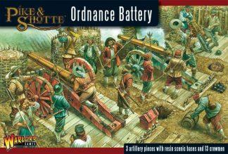 Pike & Shotte Ordnance Battery 1