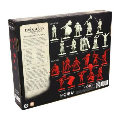 Dark Souls: the Board Game Phantoms Expansion 3