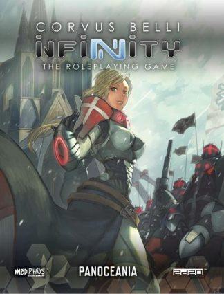 Infinity RPG: PanOceania Supplement 1